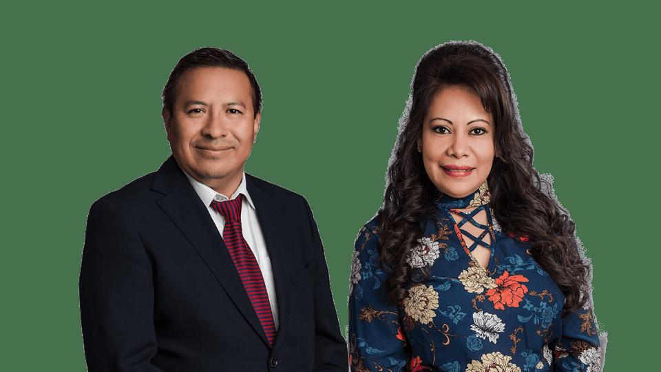 Rina Mejia & Francisco Mejia