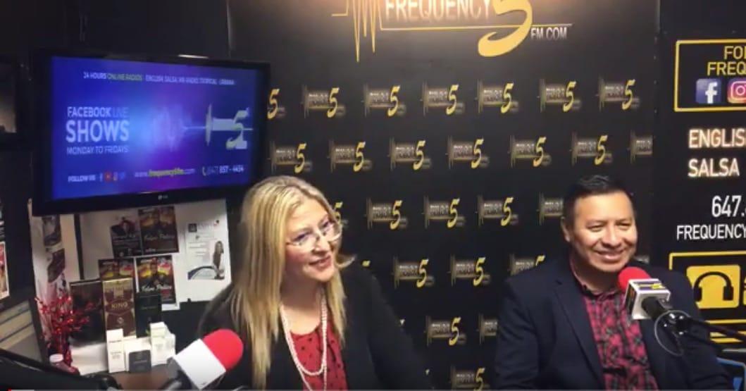 La Voz Amiga Interview