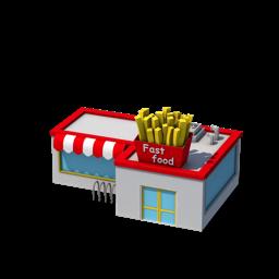 Fast Food Restaurant.G10.2k